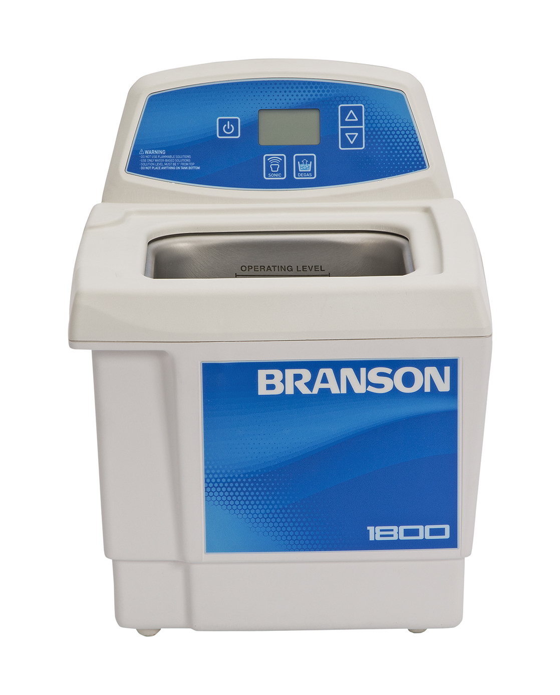 ultrasonic cleaners digitally controlled