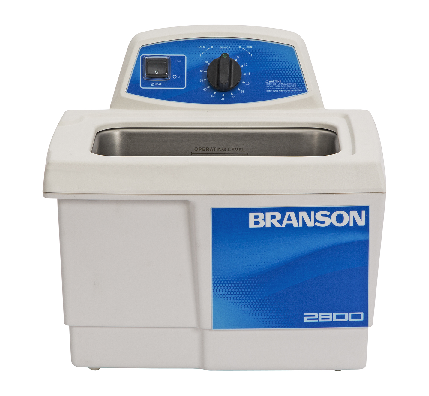 3/4 gallon General Purpose Ultrasonic Cleaner with Heater ...