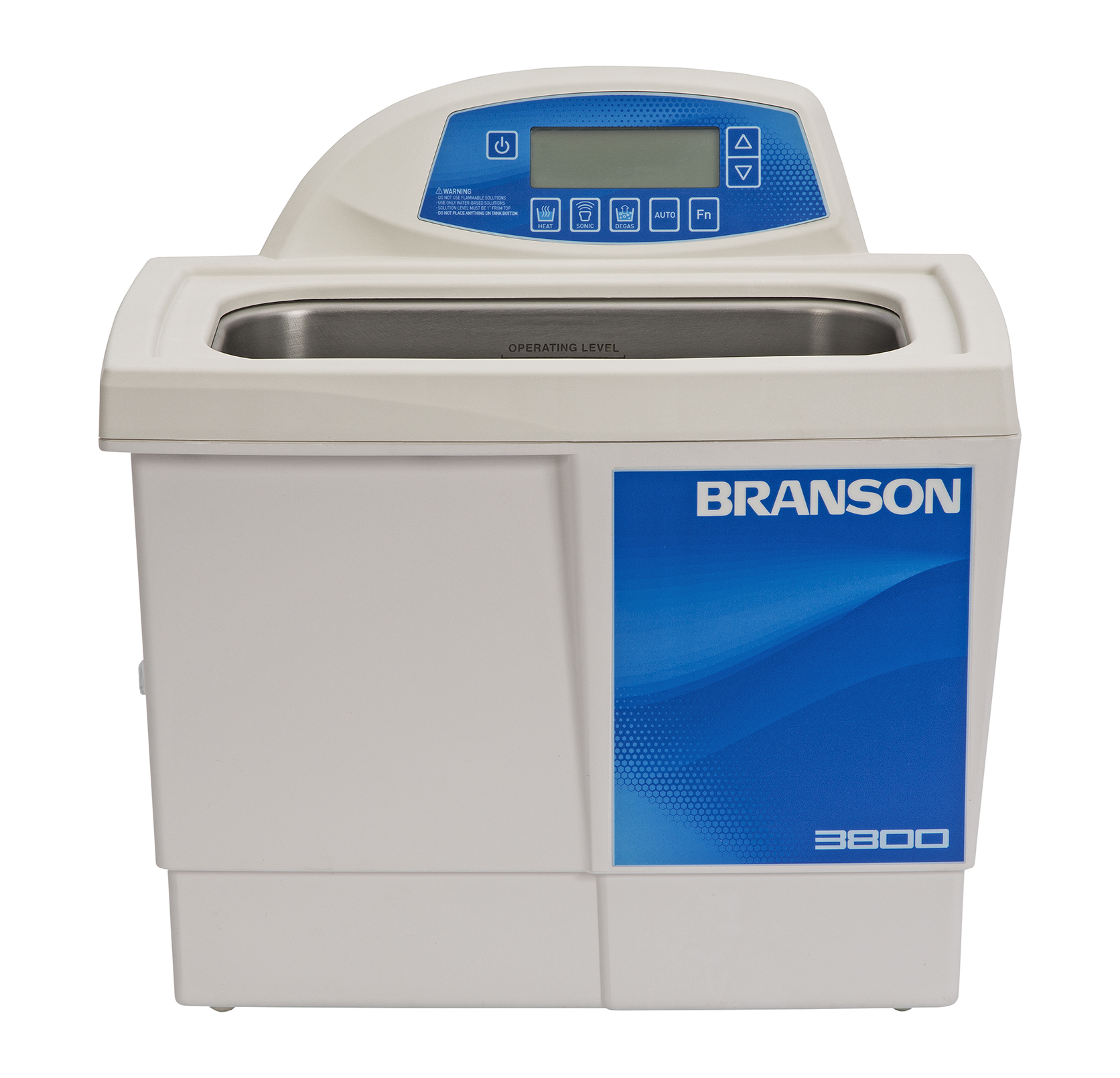 ultrasonic cleaners digitally controlled with heater